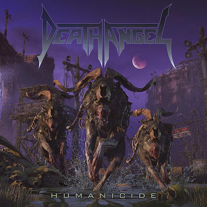 Death Angel Unleash 'Humanicide' Song + Album Details