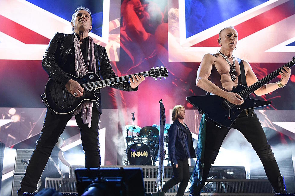 Def Leppard Tour 2020 Dates Def Leppard Hope to Start Recording New Album in 2020