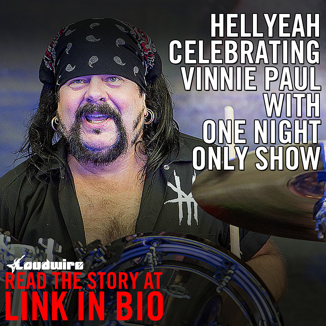 b84b04f44f1638 Hellyeah Celebrating Vinnie Paul With One-Night-Only Concert