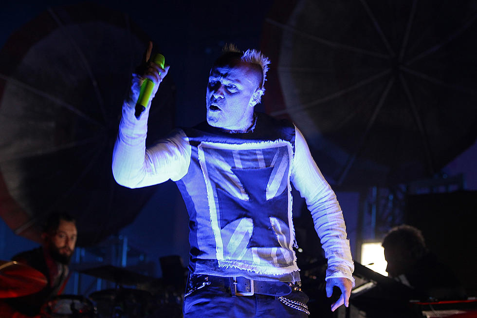 Keith Flint's Death Can't Be Called a Suicide, Coroner Reports