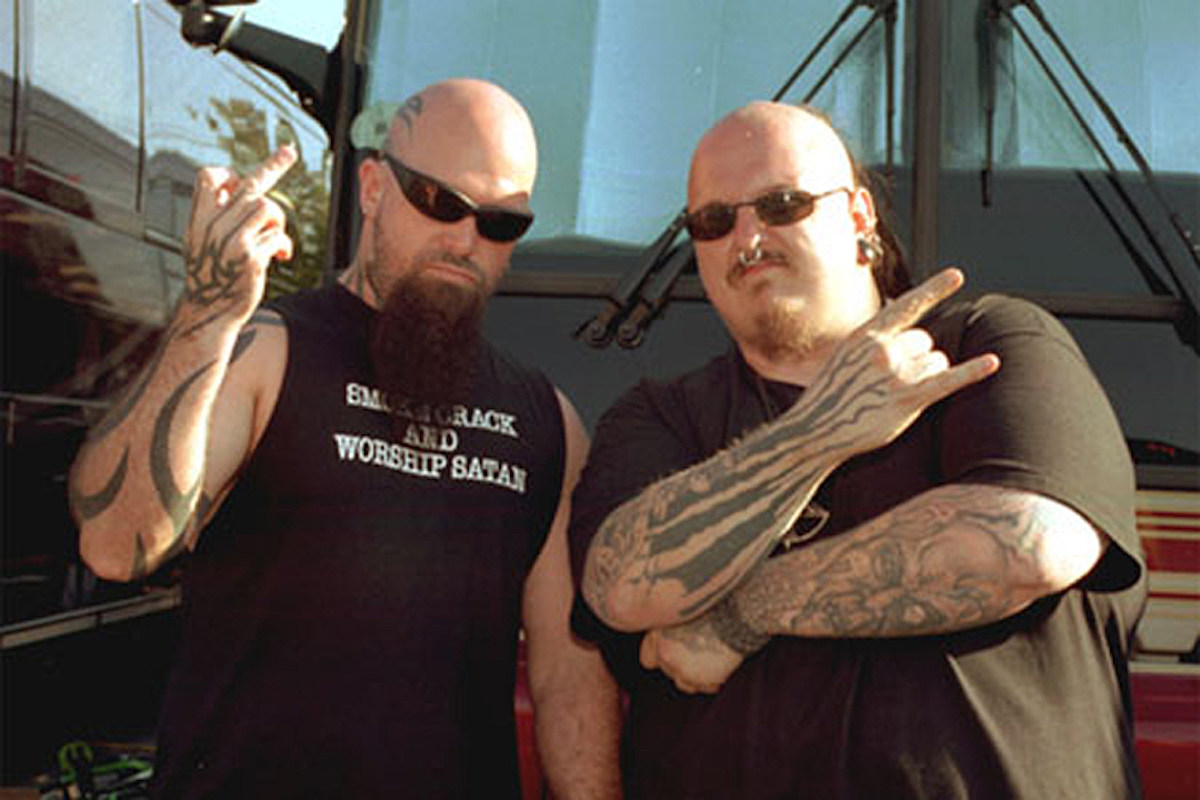 How Paul Booth Became A Metalhead Found Tattooing