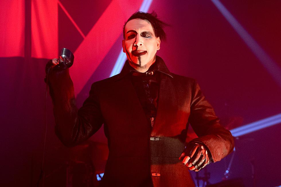 Marilyn Manson Introduces New Drummer Brandon Pertzborn