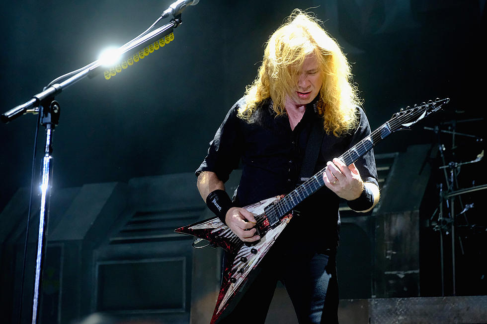 Megadeth's Dave Mustaine Has Eight of 13 New Songs Written