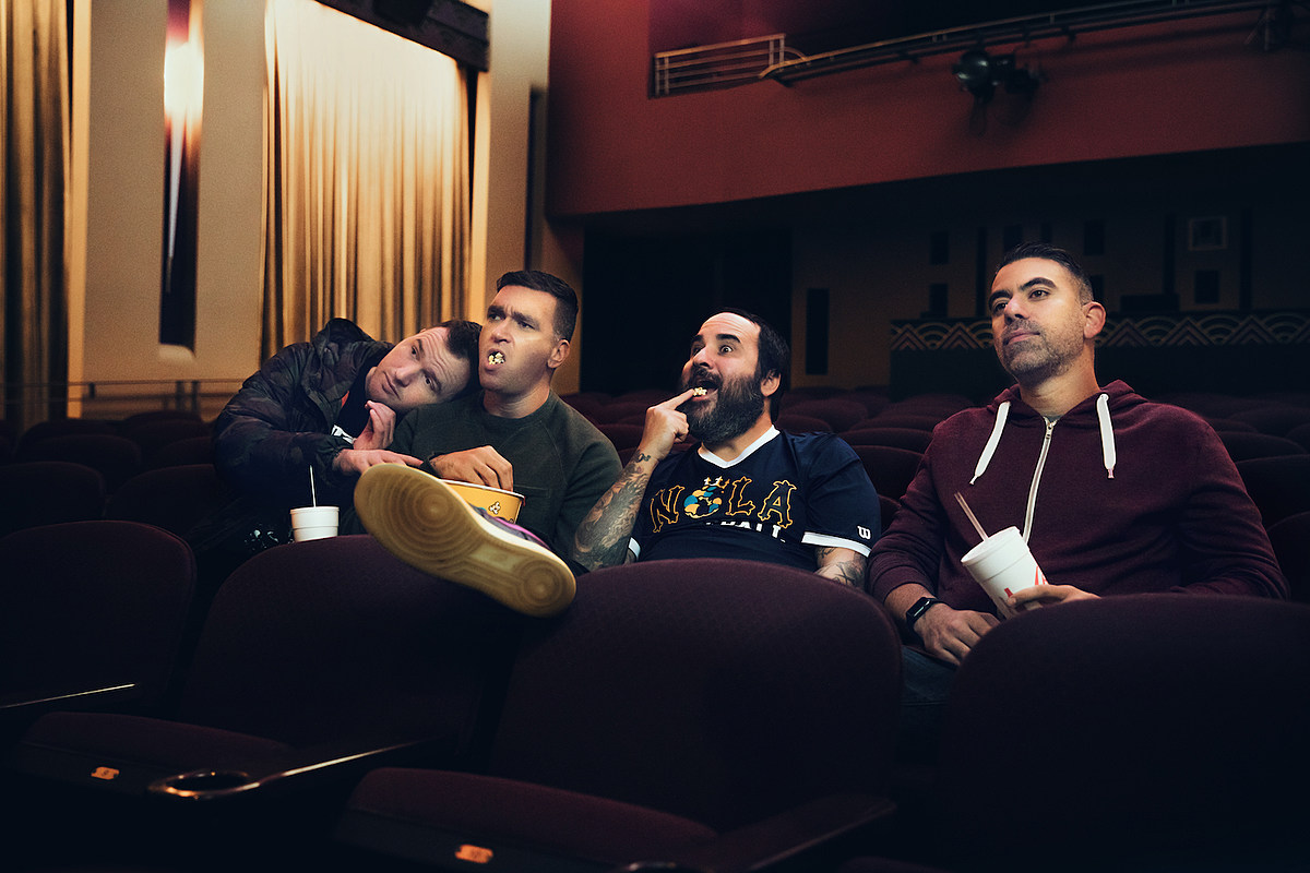 New Found Glory Rank 10 Best Pop-Punk Songs on Movie Soundtracks