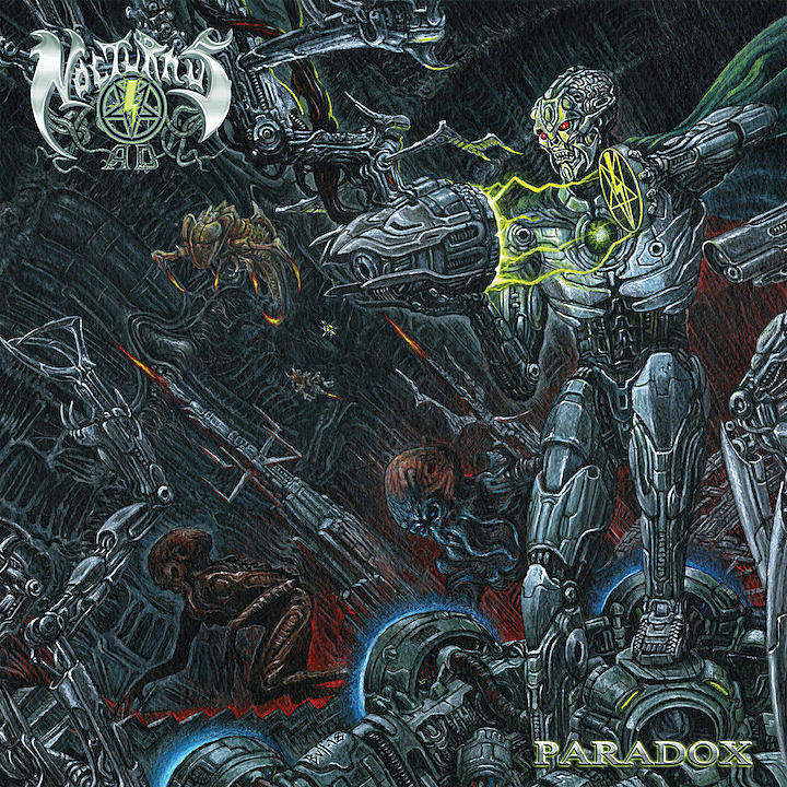 Nocturnus A D  Debut First Song Off Comeback Album 'Paradox'