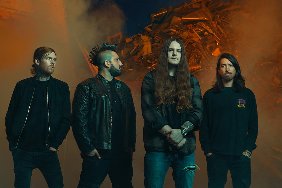 Of Mice & Men Cancel Tour Dates Due to 'Urgent' Medical Issue