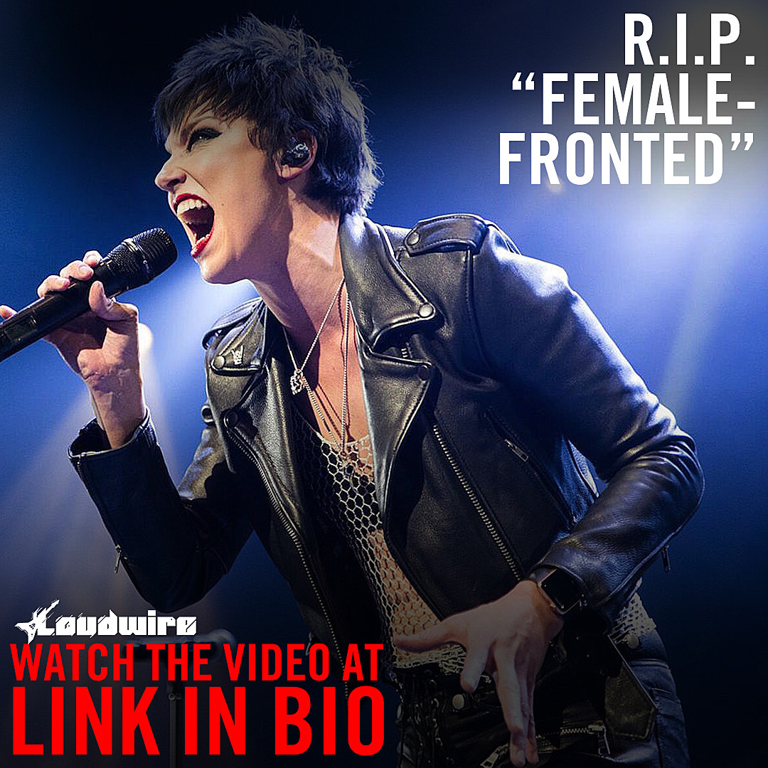 RIP 'Female-Fronted'
