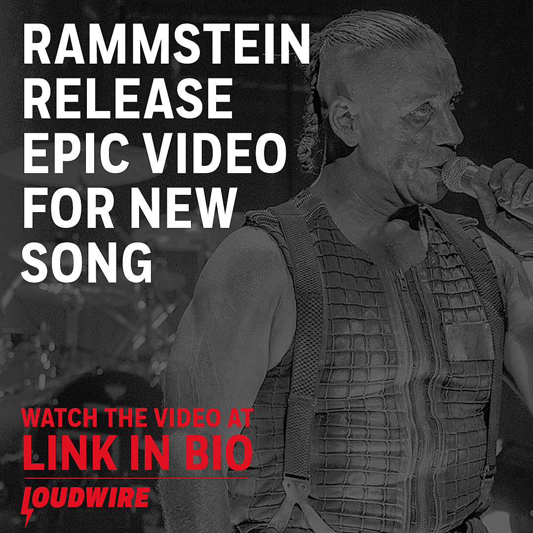 Rammstein Release 'Deutschland' Music Video [NSFW]