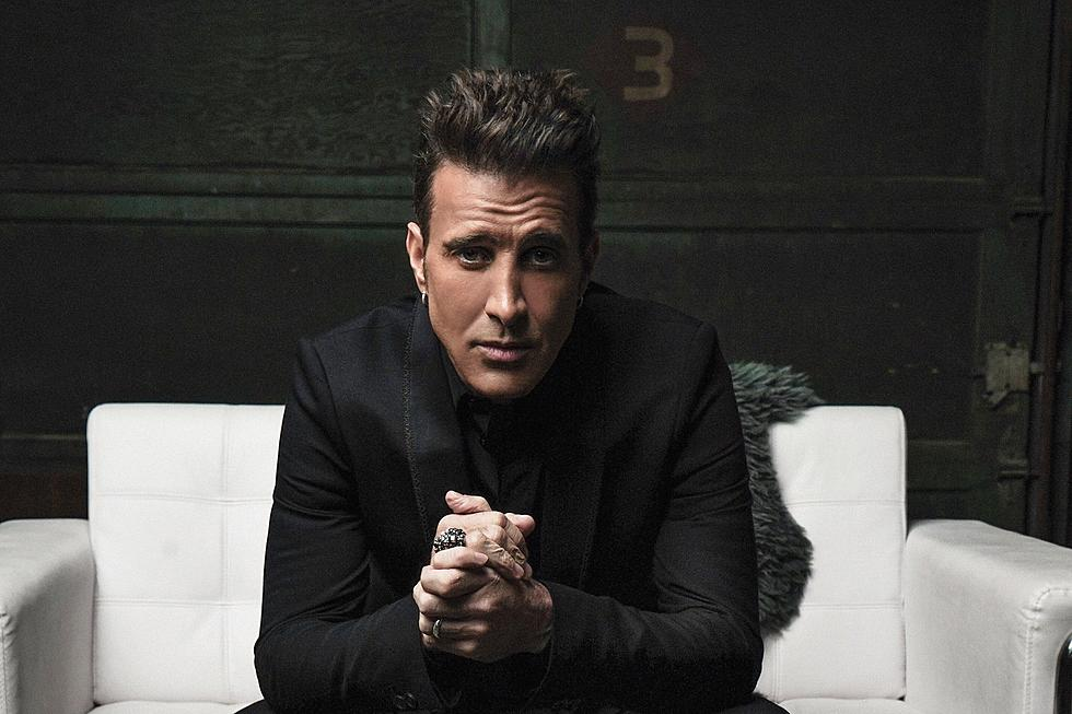 Scott Stapp Announces New Album + Video for 'Purpose for Pain'