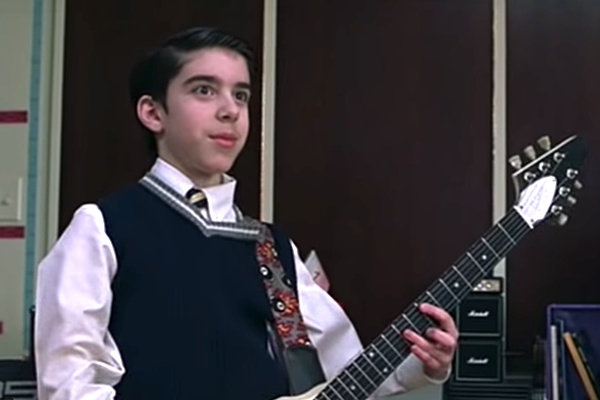 School Of Rock Kid Arrested Four Times For Stealing Guitars
