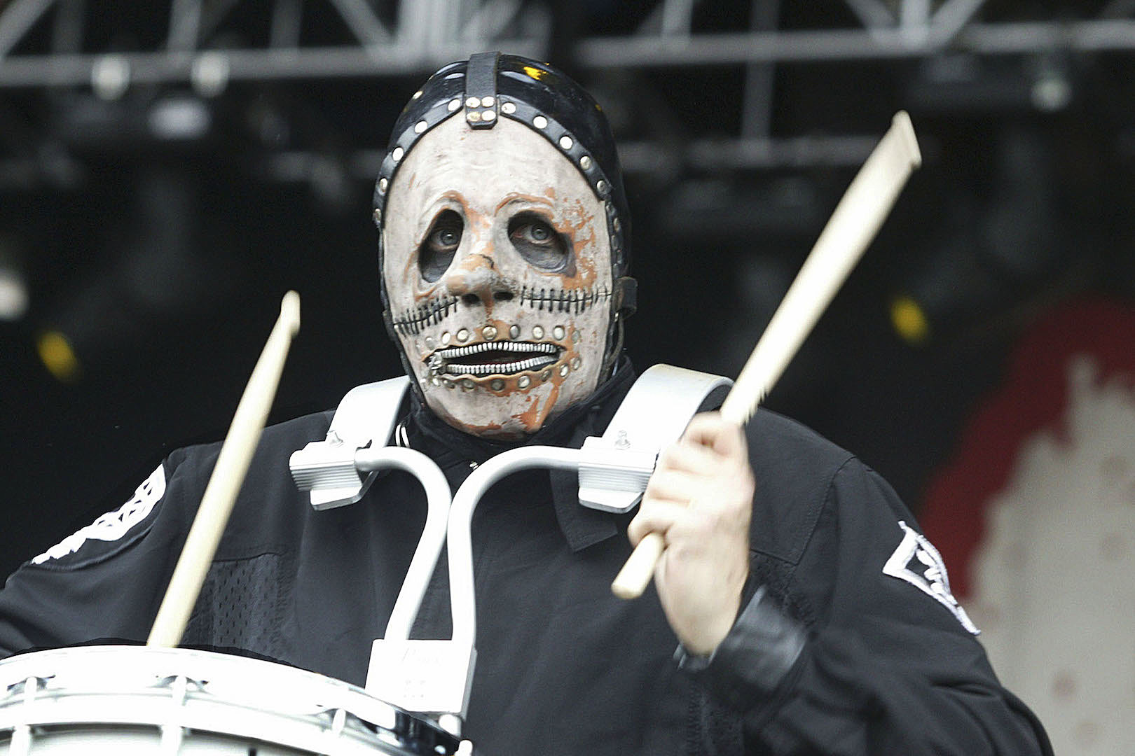 Chris Fehn Still Employed by Slipknot, Says Lawyer