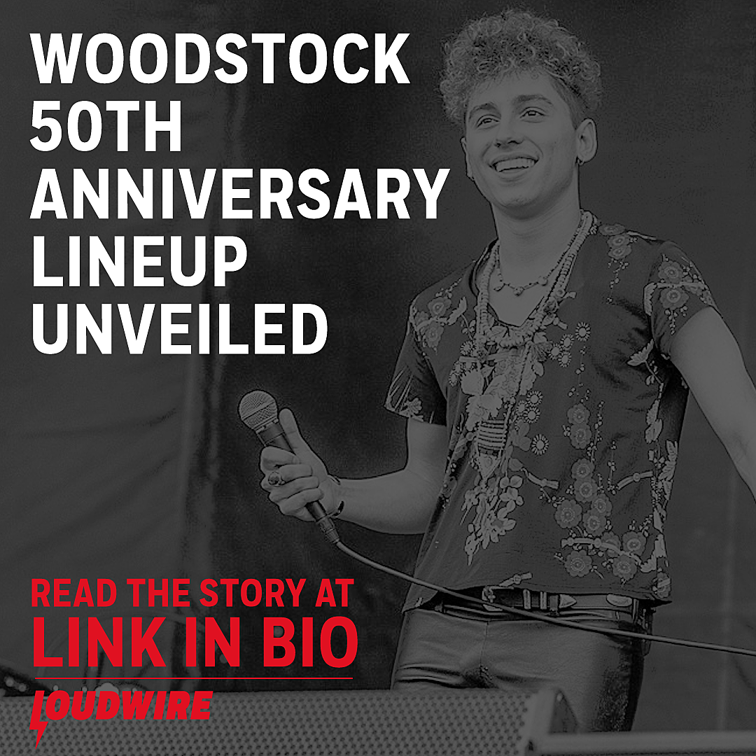 The Killers, Black Keys, Greta Van Fleet Lead Woodstock 50