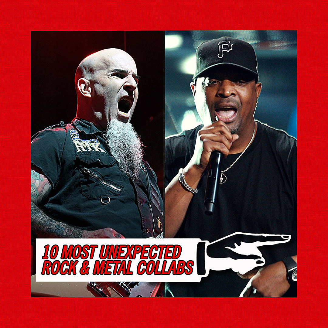 10 Most Unexpected Rock and Metal Collaborations