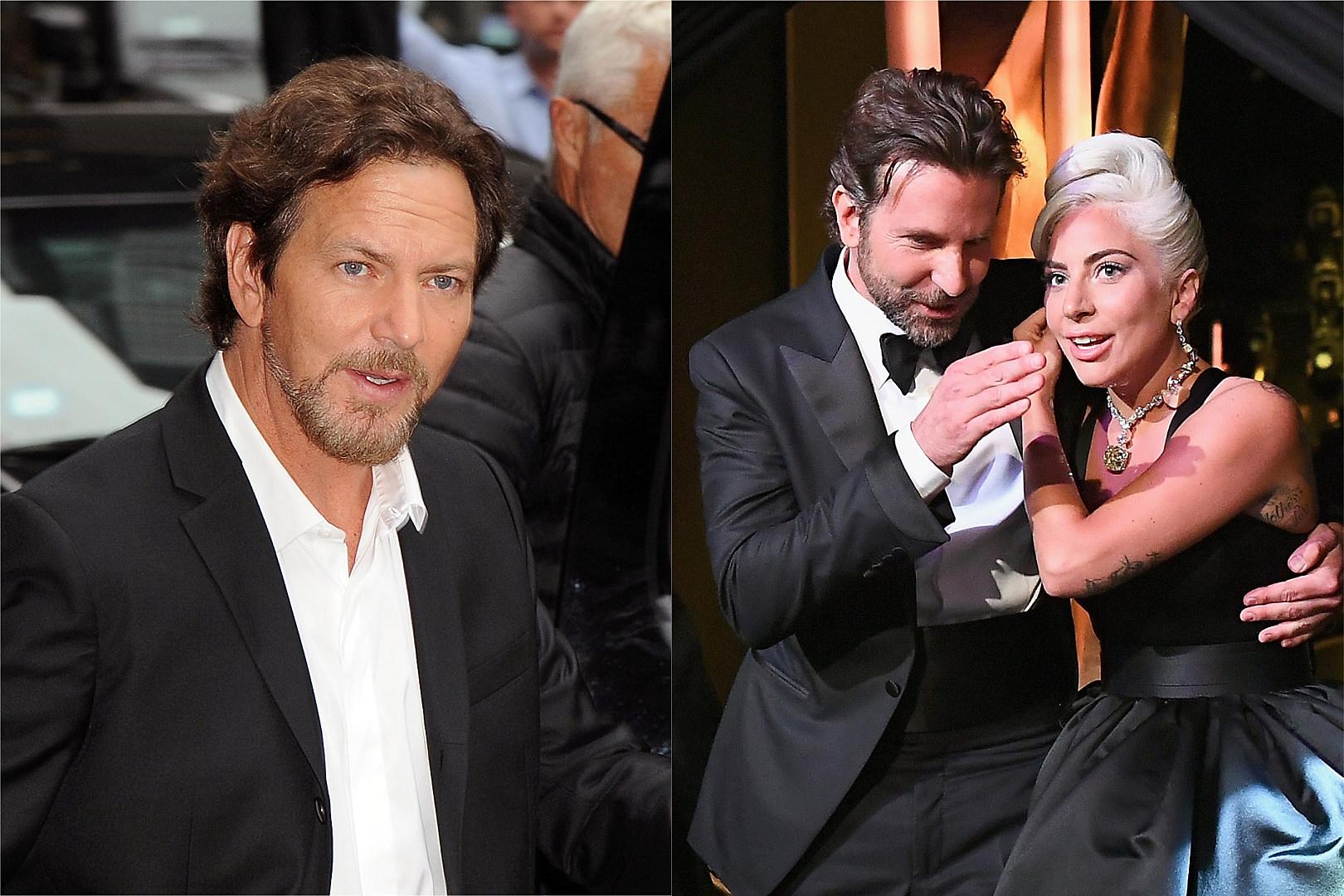 330534df303 Eddie Vedder Covers Bradley Cooper s  A Star Is Born  Ballad