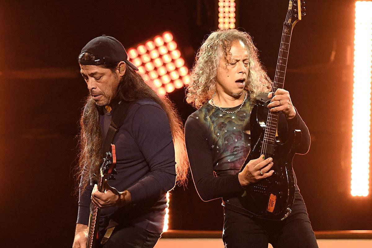 Watch: Metallica Cover Kansas Song in Kansas