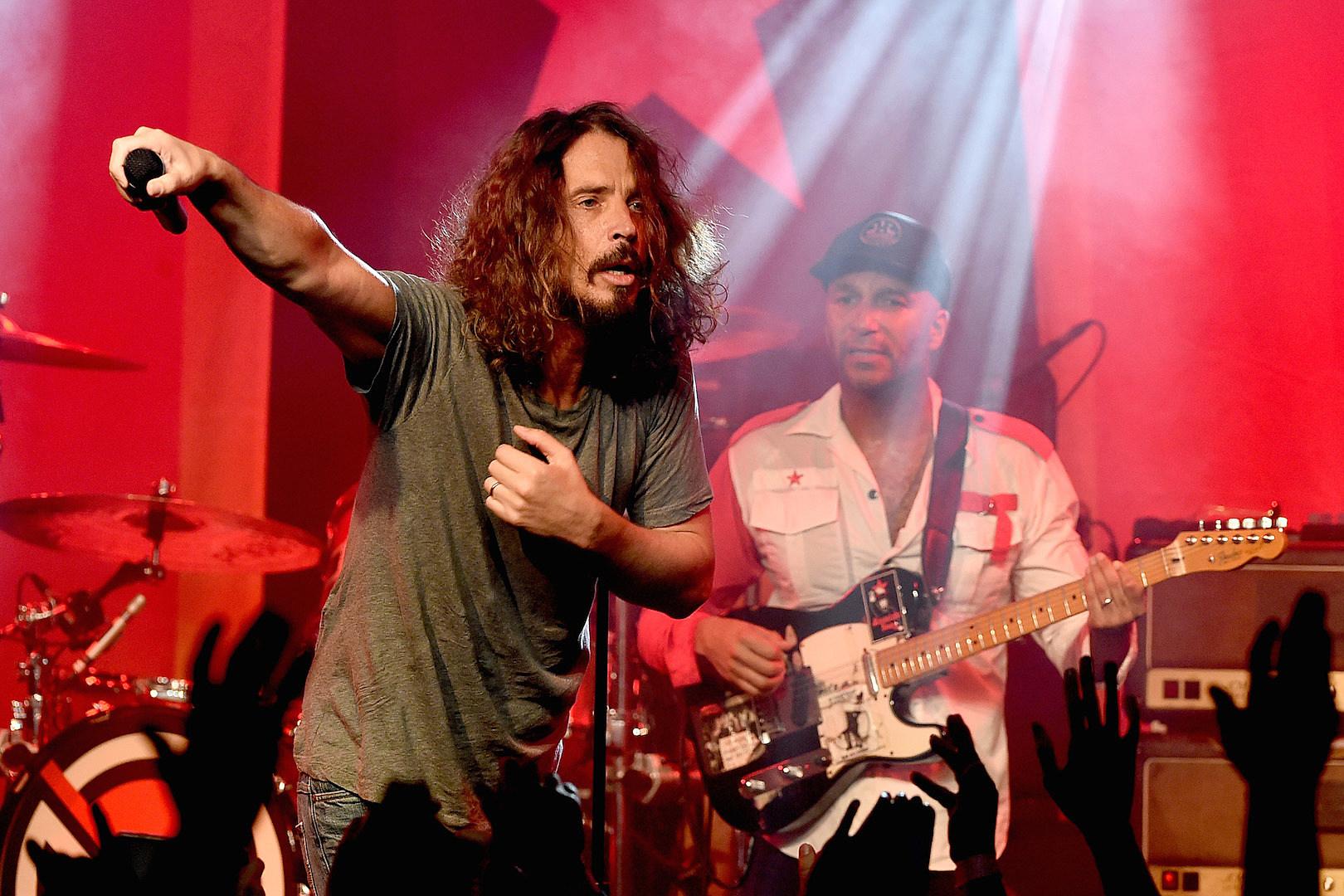 Tom Morello: Audioslave Left 'Record's Worth' of Unreleased Music