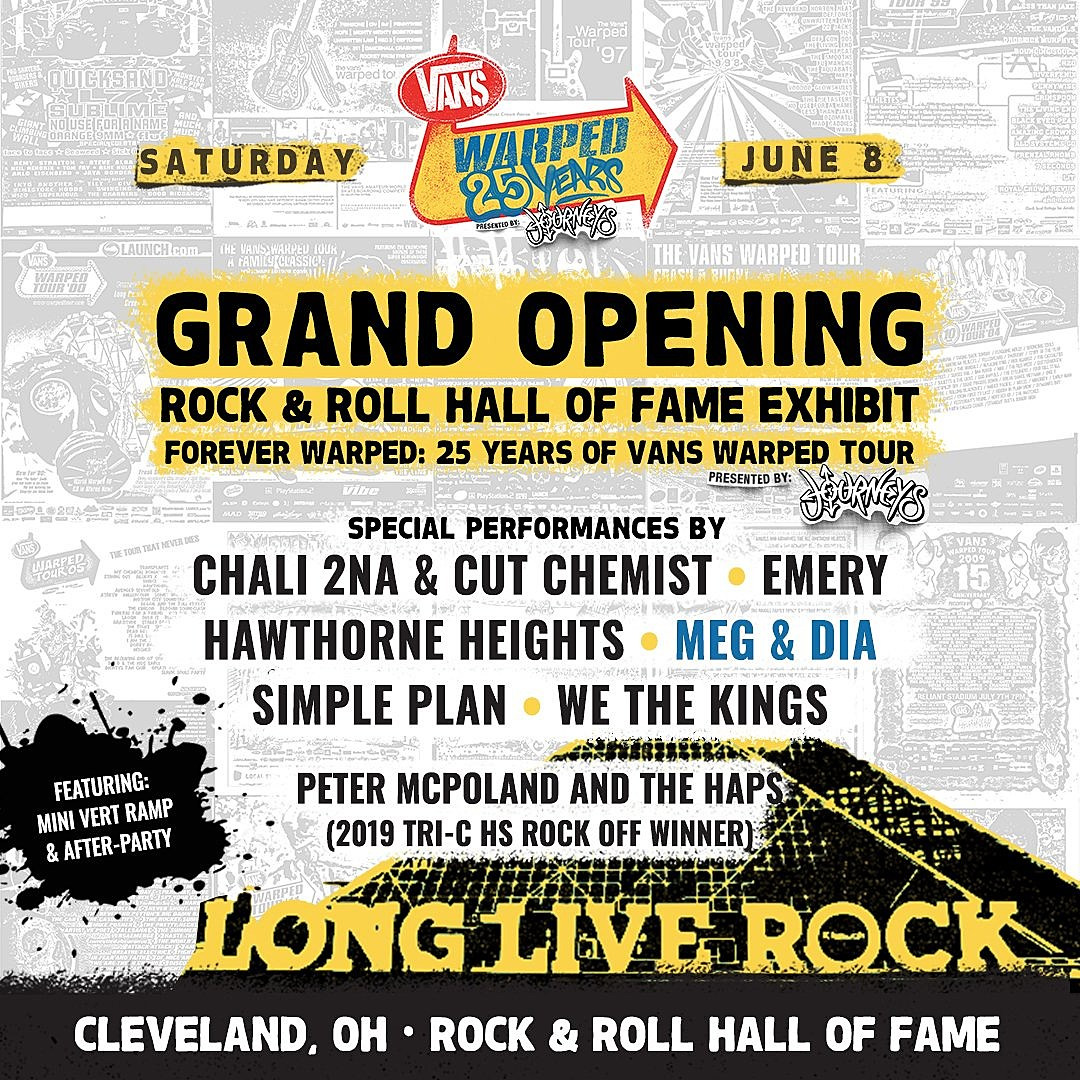 Warped Tour Add More Bands to Special Anniversary Lineup