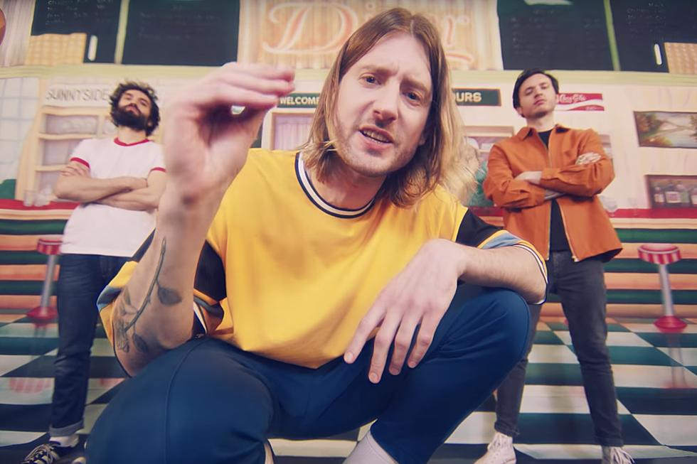 Dinosaur Pile-Up Give Alt-Rock a Jolt on New Song 'Back Foot'