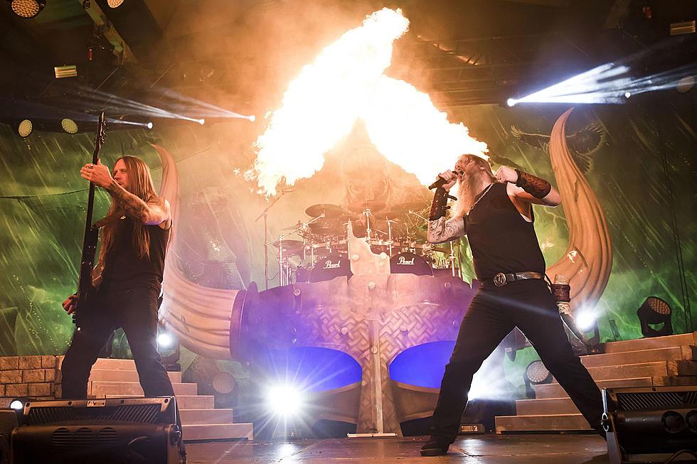 Amon Amarth's Most Insane Stage Shows