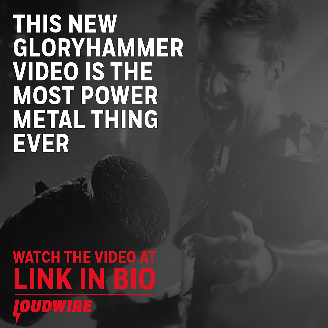 Gloryhammer's New Video Is the Most Power Metal Thing Ever