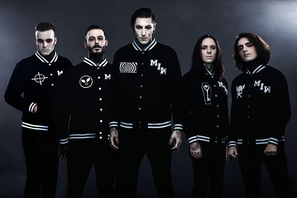 motionless in white reveal two new songs detail 39 disguise 39 album. Black Bedroom Furniture Sets. Home Design Ideas