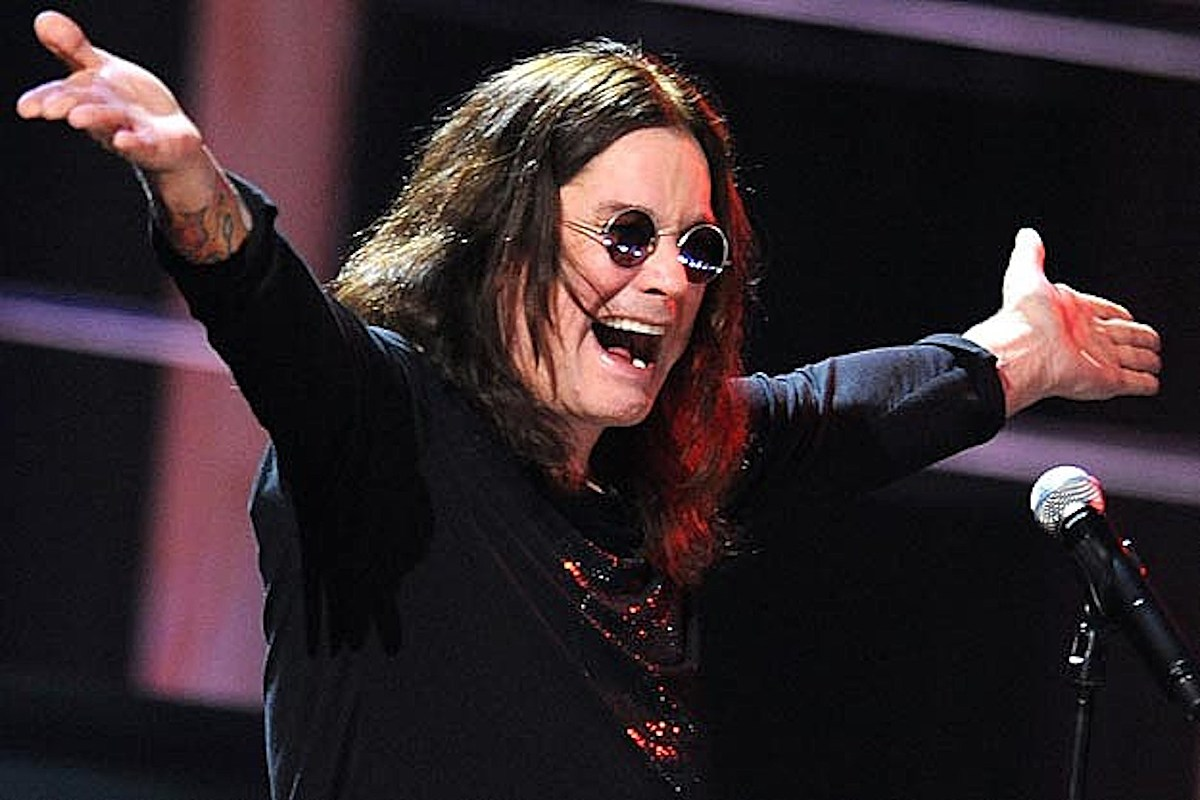 Ozzy Osbourne Ditches St. Louis Blues Mugshot Shirt for Jersey