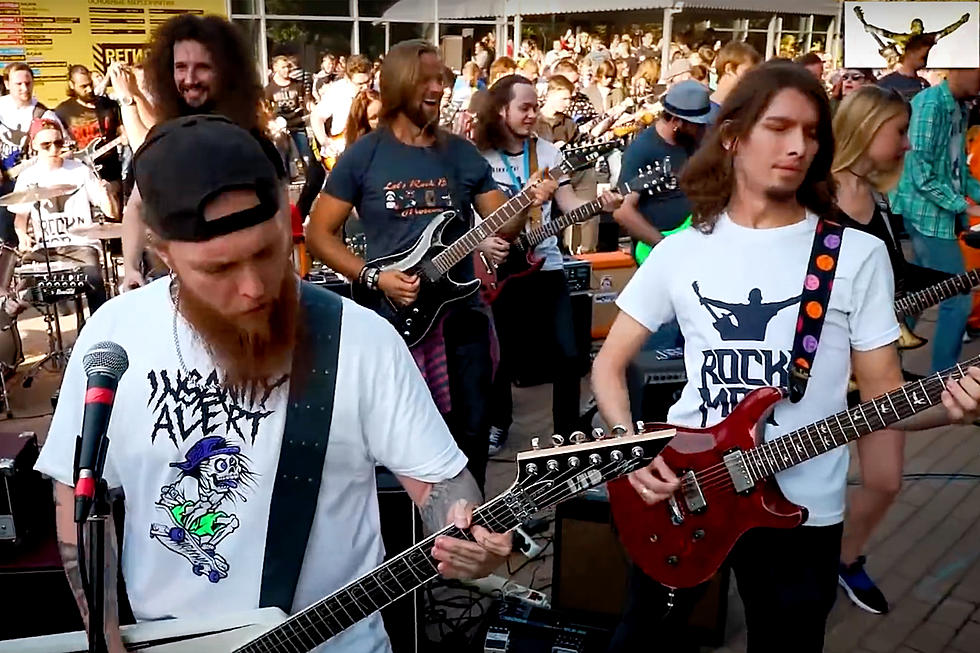 Watch Metallica's 'Sad But True' Covered Powerfully by Over 250 Musicians