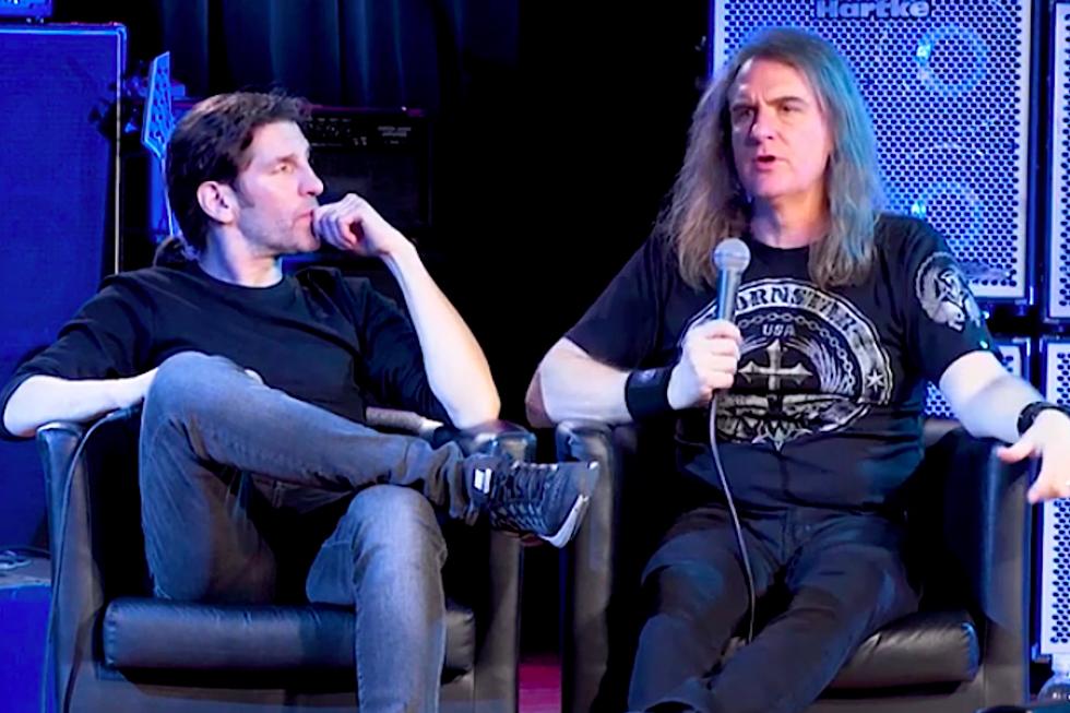 e494550eee David Ellefson + Frank Bello Reflect on Final Memories of Metallica's Cliff  Burton
