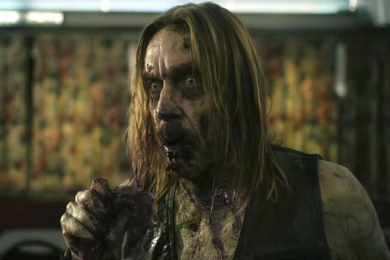 Watch Iggy Pop Devour Human Flesh in 'The Dead Don't Die'