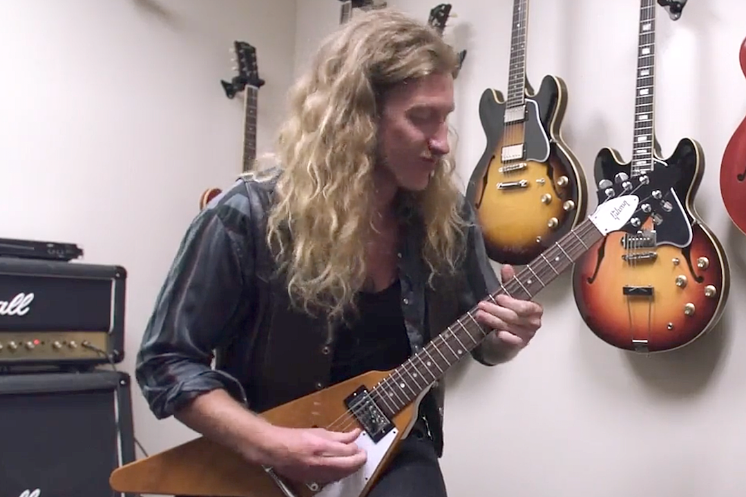 Watch Jared James Nichols Shred + Play His Favorite Riffs