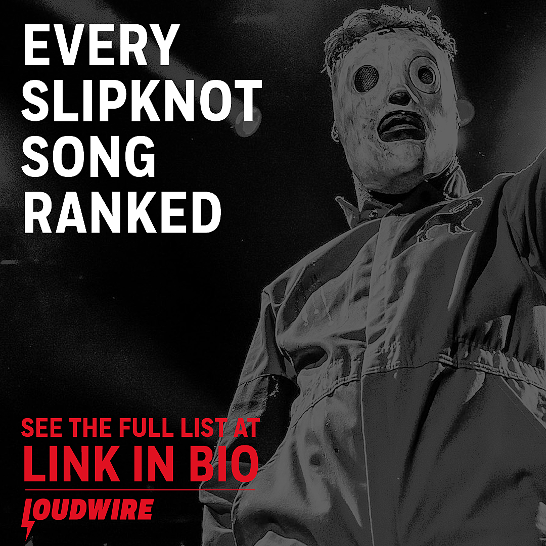 Every Slipknot Song Ranked From Worst to Best