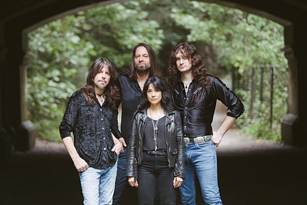 Tanith Announce Debut Album Defend Old School Metal On