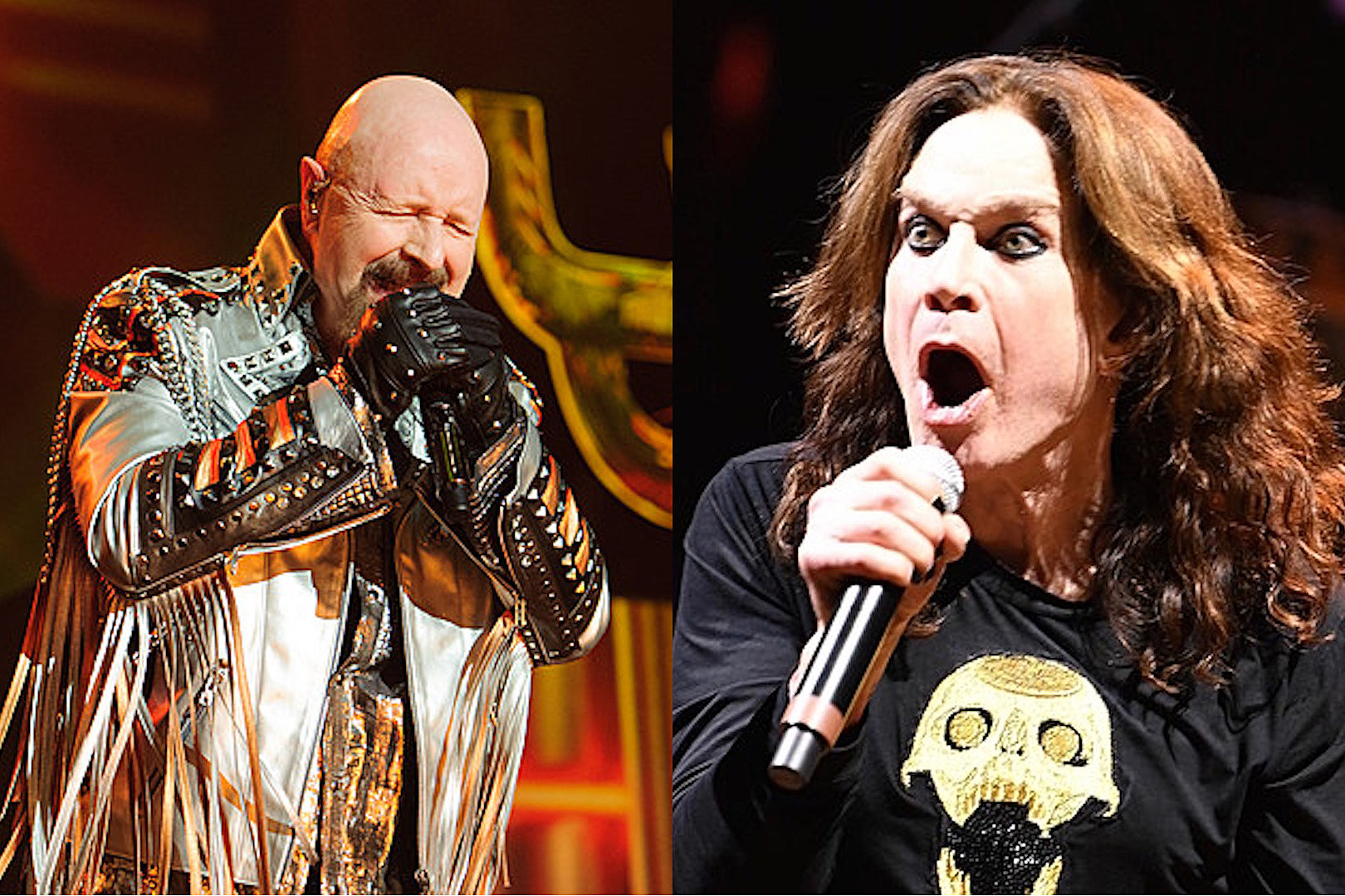 Singers On Tour 2020 Judas Priest Will Open Ozzy Osbourne's Rescheduled 2020 Dates