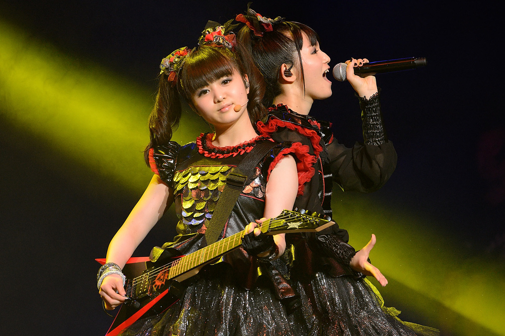 A New Babymetal Album Is Coming in 2019
