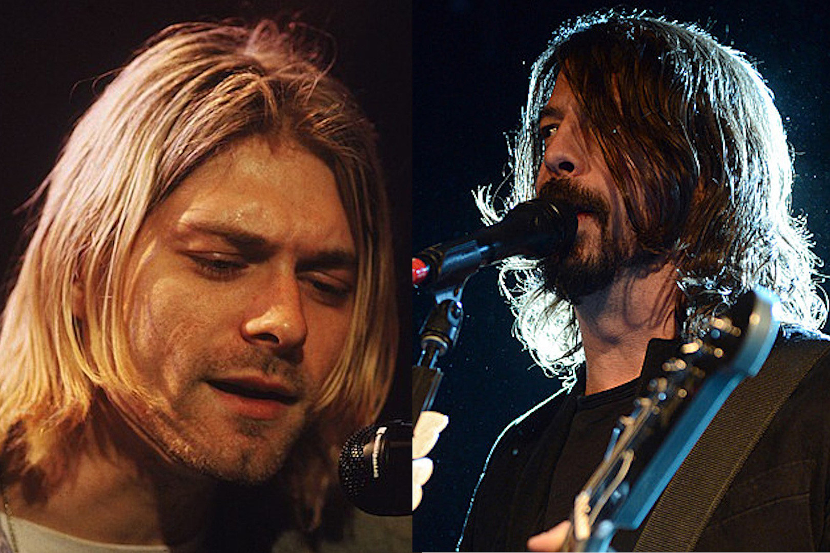 3fa3441ca6 Kurt Cobain Knew Dave Grohl Was a Good Singer