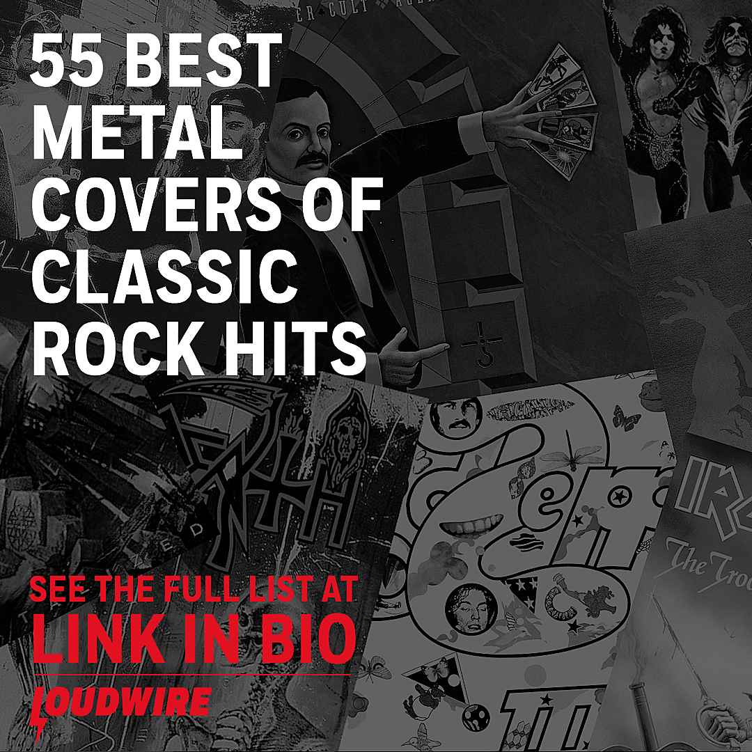 The 55 Best Metal Covers of Classic Rock Hits