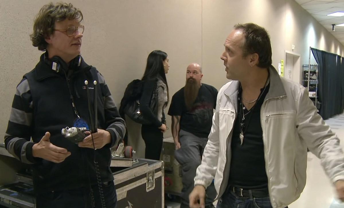 d8c18c40 Watch Metallica's Lars Ulrich Meet a Heavy Metal Fan With Autism