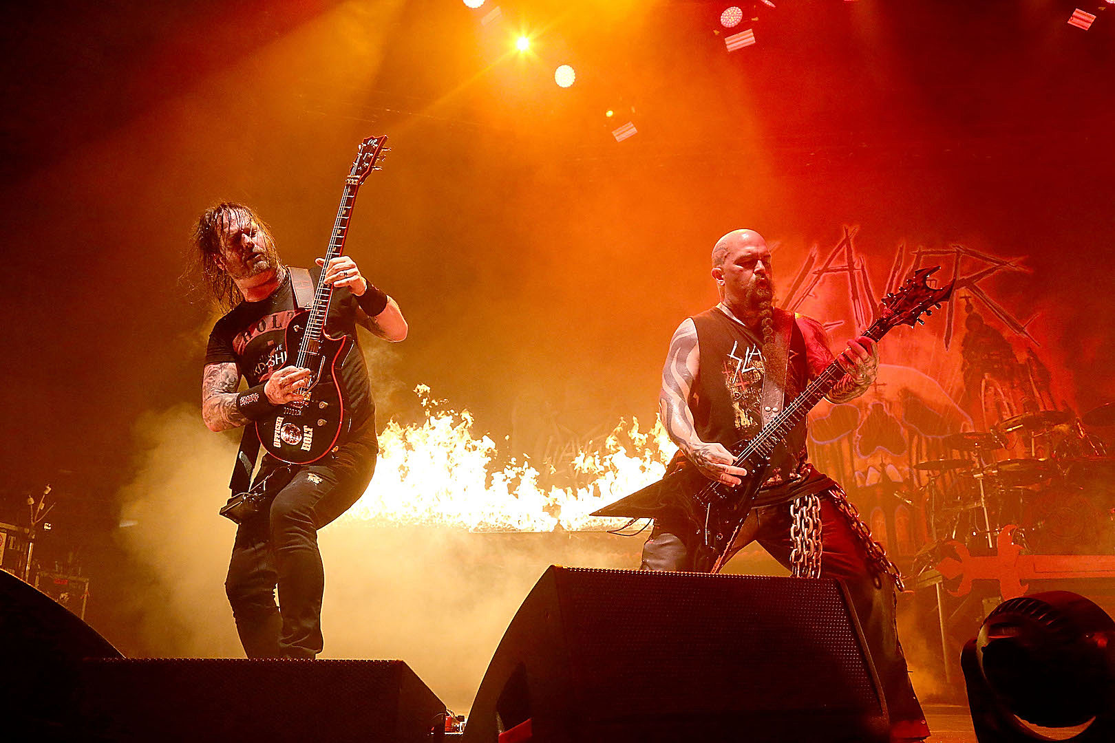 Slayer Are Suing Iceland's Secret Solstice Festival Organizers