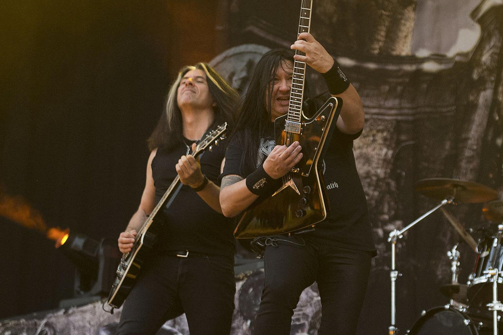 Testament Prepare to Record 'Ultra Heavy' New Album