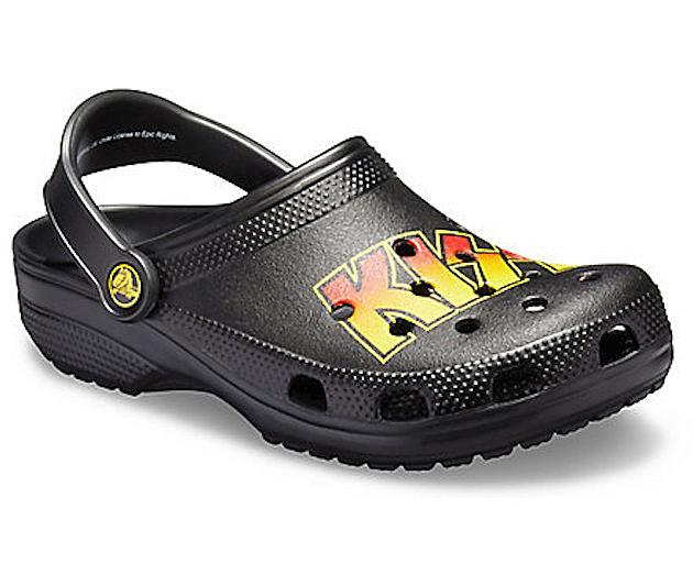 KISS Make Crocs Now, Because Rock Fans Give Up on Life Too