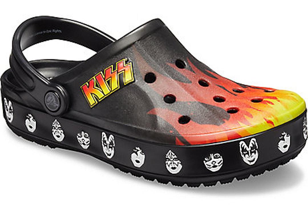 KISS Make Crocs Now, Because Rock Fans