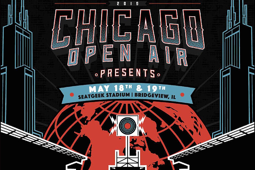 Chicago Open Air 2019 Set Times Revealed