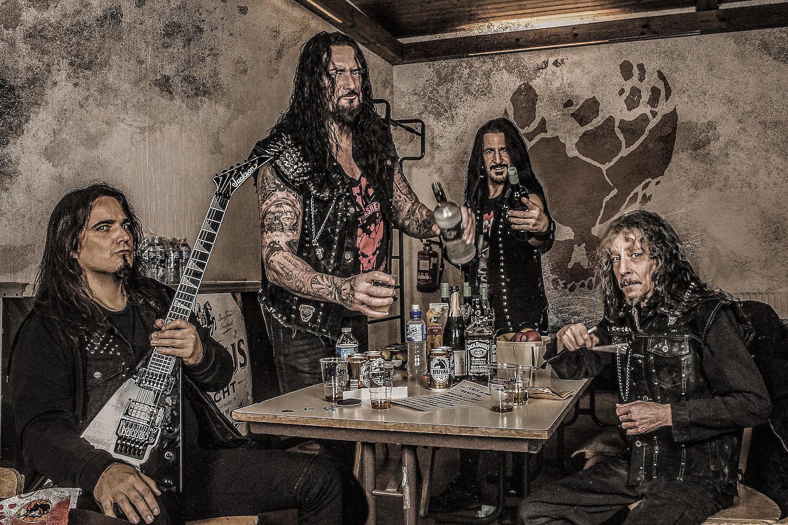 Destruction Debut 'Born to Perish' Song, Reveal Album Details