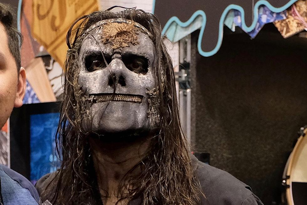 Slipknot's Jay Weinberg Recreates First Meeting With Band