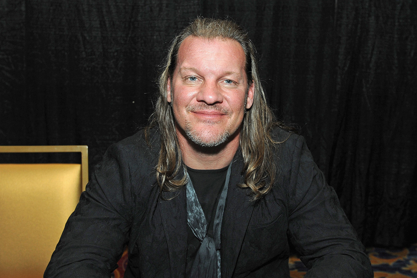 Chris Jericho Pummels Man for Severely Injuring Fozzy Drum Tech