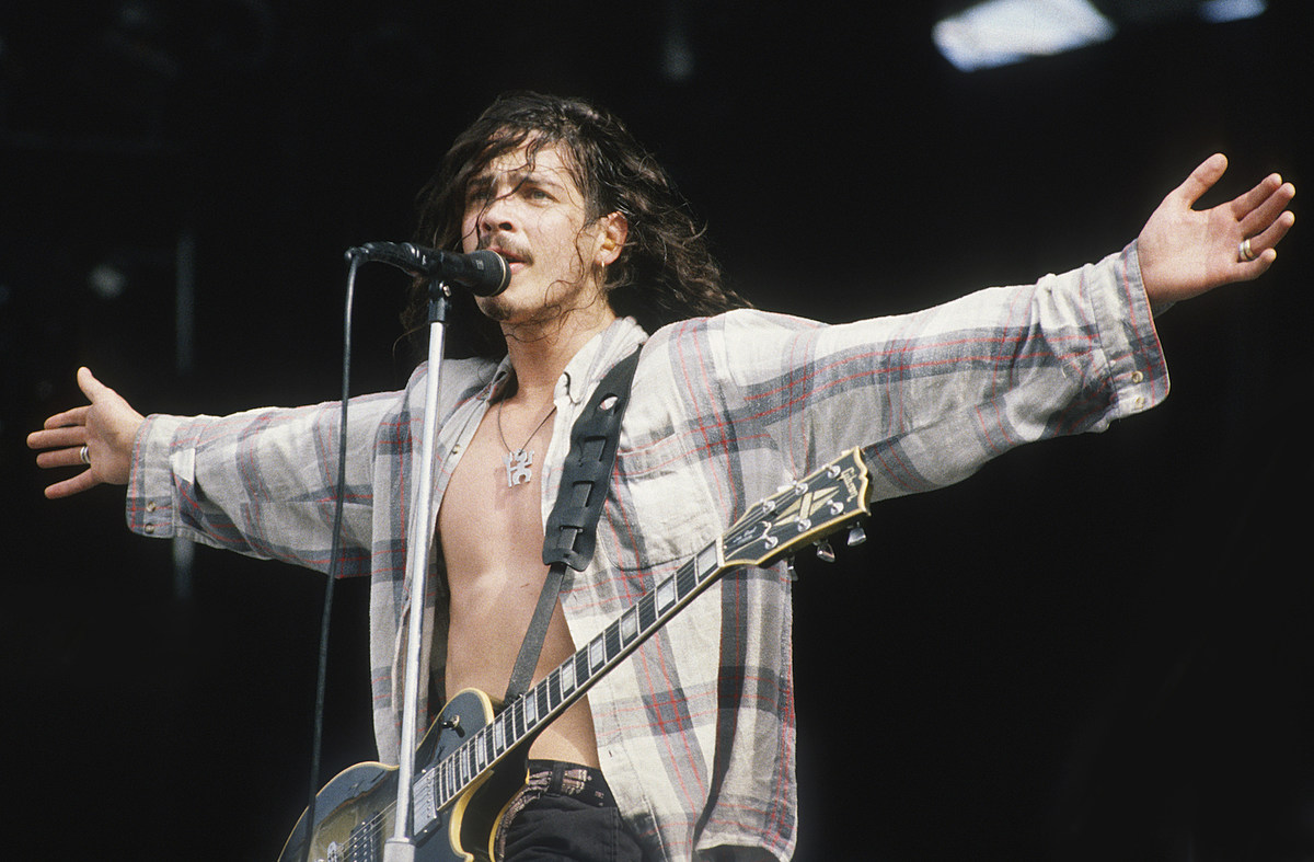 New Book 'Dark Black and Blue' Details the History of Soundgarden