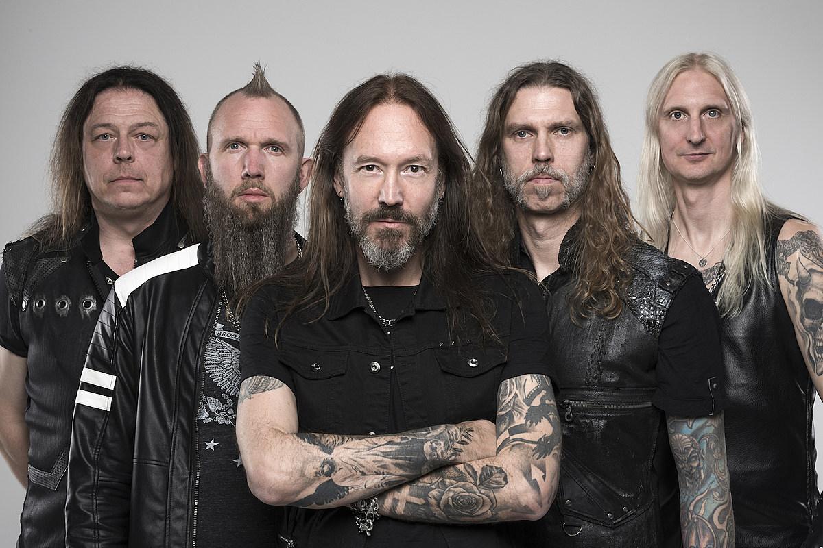 HammerFall Release '(We Make) Sweden Rock' + Announce 11th Album