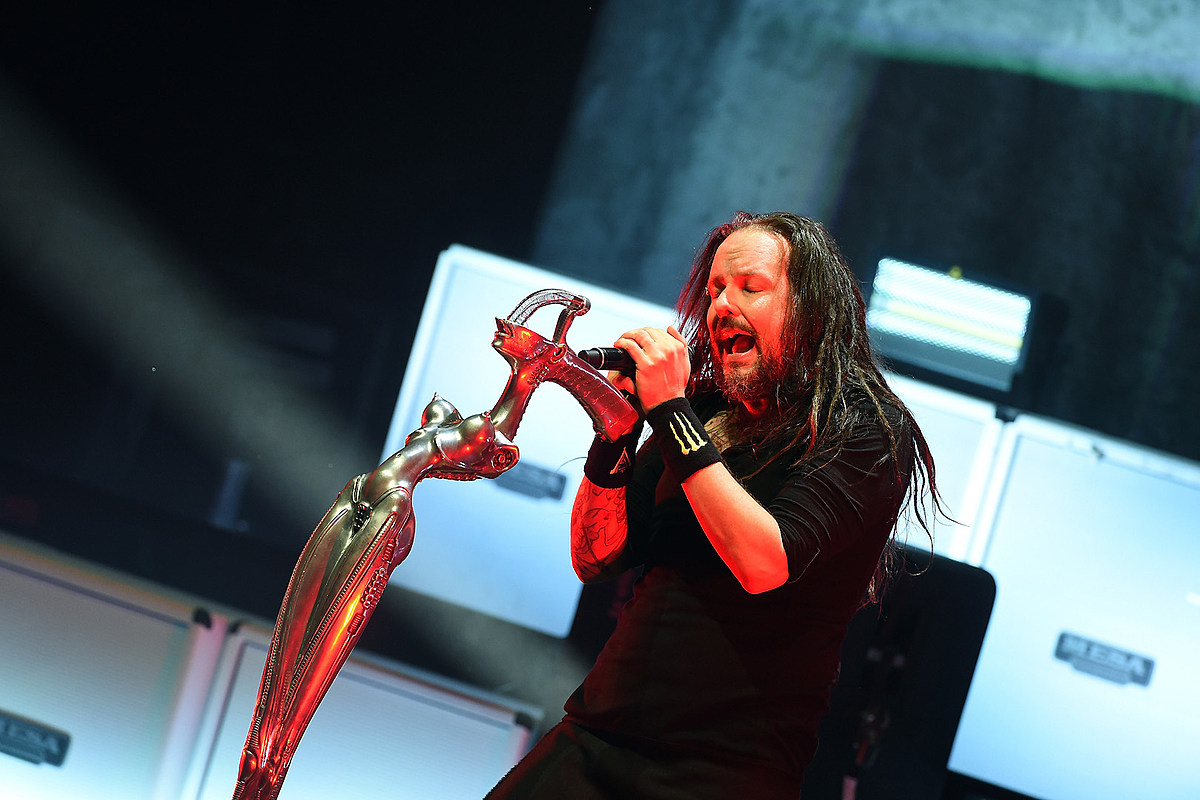 Jonathan Davis 'Didn't Really Love' Songs on Last Korn Album