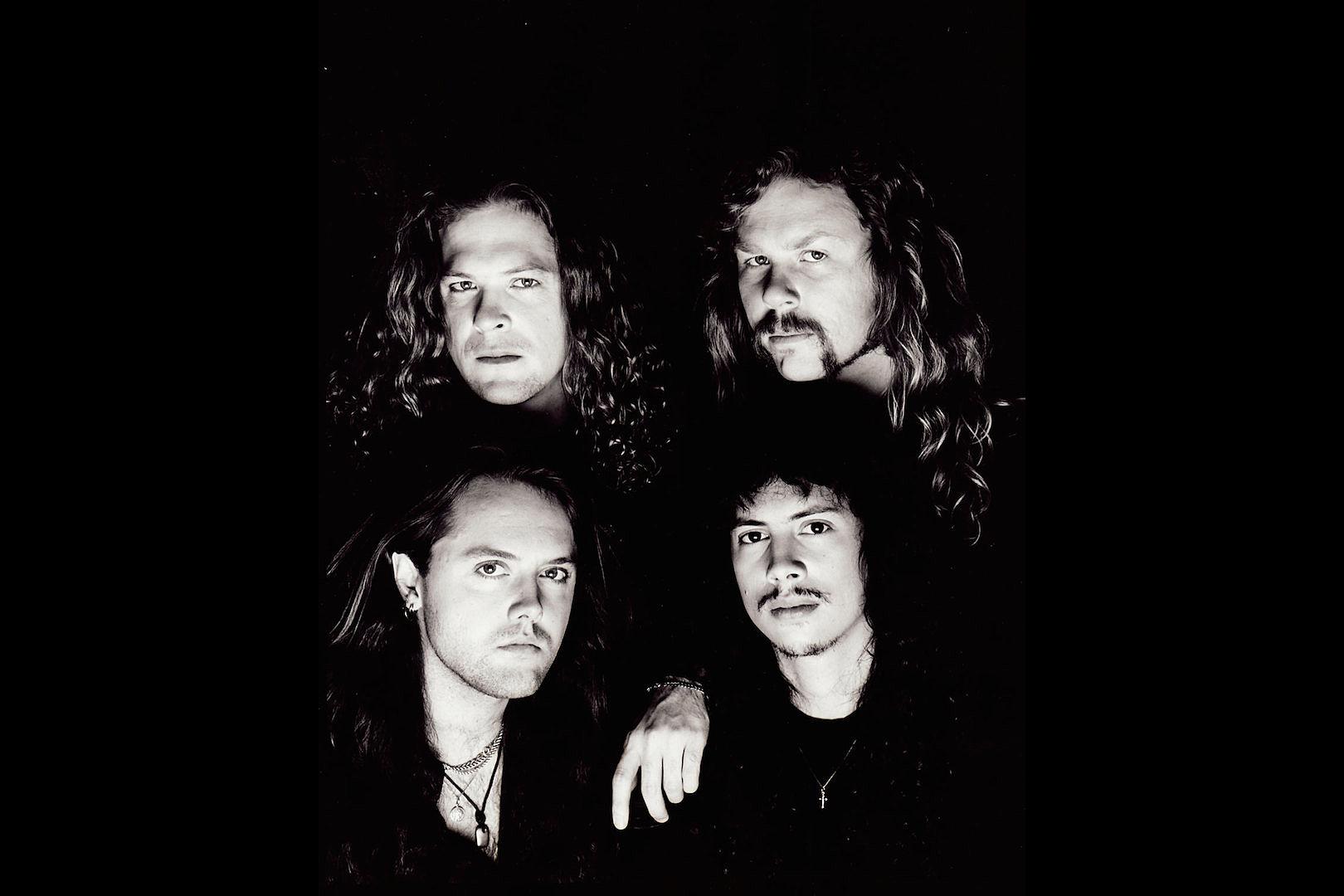 Here's the Lyrics to Metallica's 'Enter Sandman'
