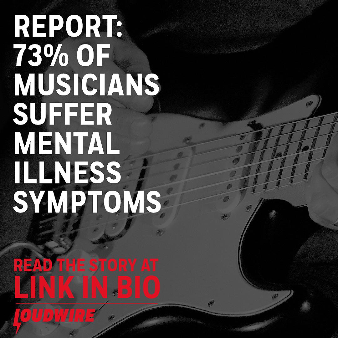 46ac0b636a Report: 73 Percent of Musicians Suffer Mental Illness Symptoms